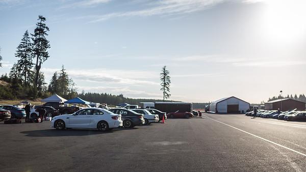 BMW CCA Puget Sound Region Track Day 9/23/2018