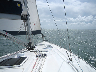 Detica Sailing 2007