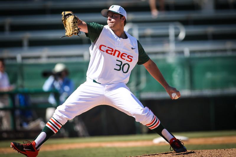 University of Miami Baseball