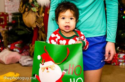 Christmas with Zoe