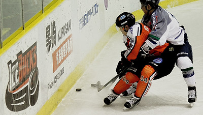Tohoku Free Blades vs Nikko Ice Bucks
