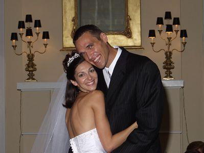 Wedding - Igor and Lidija Nikolic - June 26, 2004