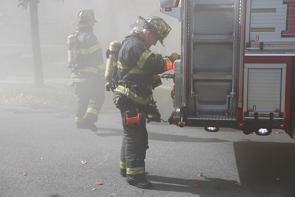2nd Alarm Fire- New Rochelle