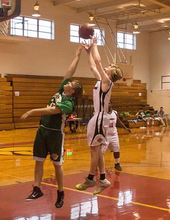 MIHS Basketball 2016 2017