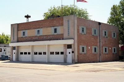 STONE PARK FIRE DEPARTMENT