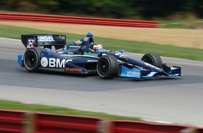 Indycar Testing @ Mid-Ohio - 26 July '12