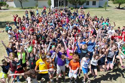 Nebraska Youth Camp - Week Two
