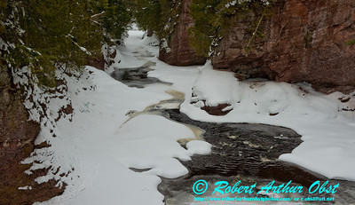 DWS RV: Black River Valley of the Upper Peninsula of Michigan (USA MI Bessemer)
