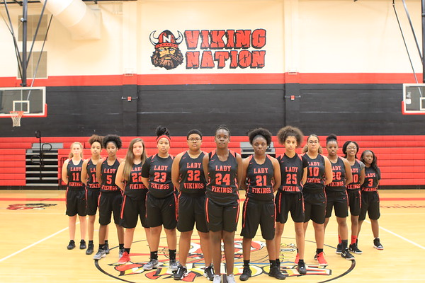 2018 NE Girls Basketball