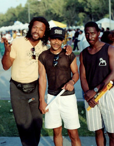 Gary G and Friends in Los Angeles, Calif 1987 - 1998