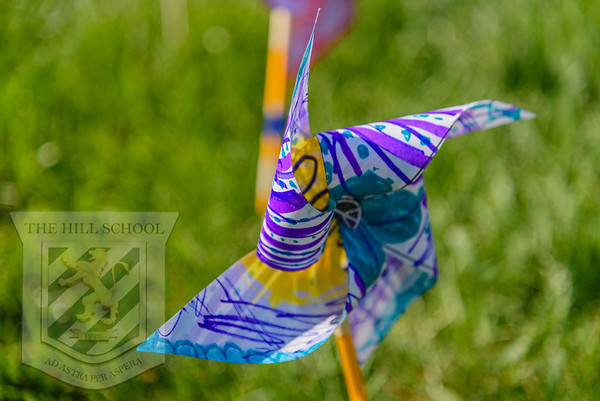 Pinwheels for Peace