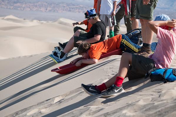 161015 Mesquite Flats Sand Dunes Trip