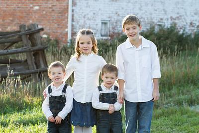 Flaugh Family