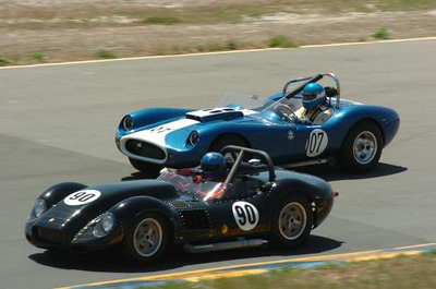 2005-06-04 Wine Country Infineon Group 3 1955-60 Sports Racing