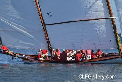 Log Canoe Race