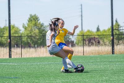 190504 - 03 Girls U16 - Santa Rosa United ECNL @ San Juan ECNL