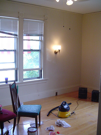painting in Newtonville