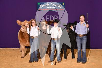 Creek County Jr. Livestock Show