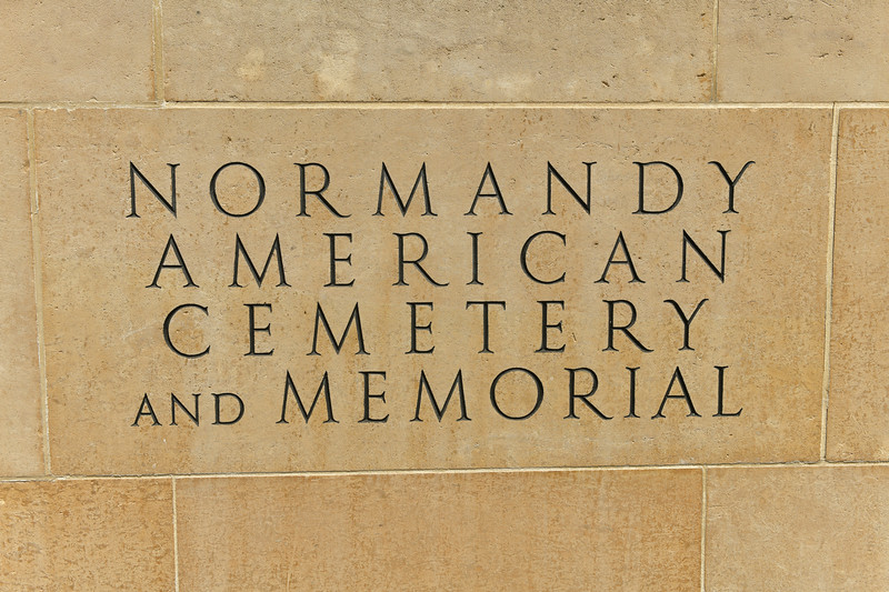 American Cemetery at Colleville Sur Mur