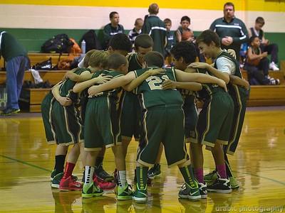 Basketball - St. Luke JV 2014-2015