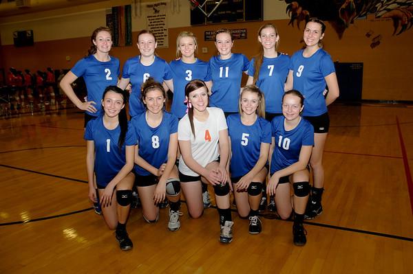 2012 Fluid AZ 17s VB Team