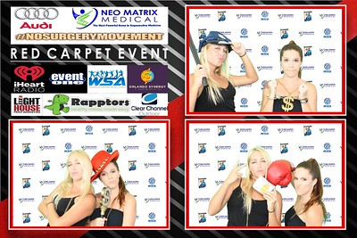 Neo Matrix Medical Red Carpet