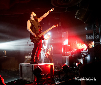 Skillet at Ace of Spades