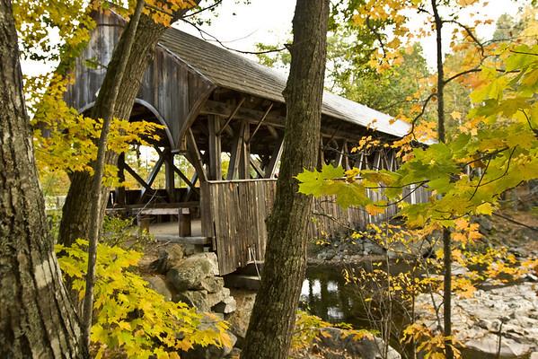 New England, Oct. 2007