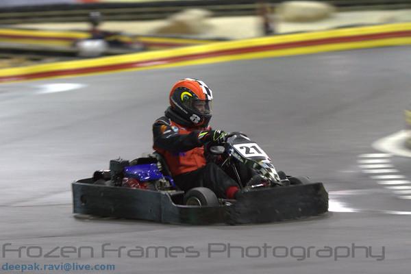 F1 Boston Indoor 90 Minute Endurance - July 23, 2012