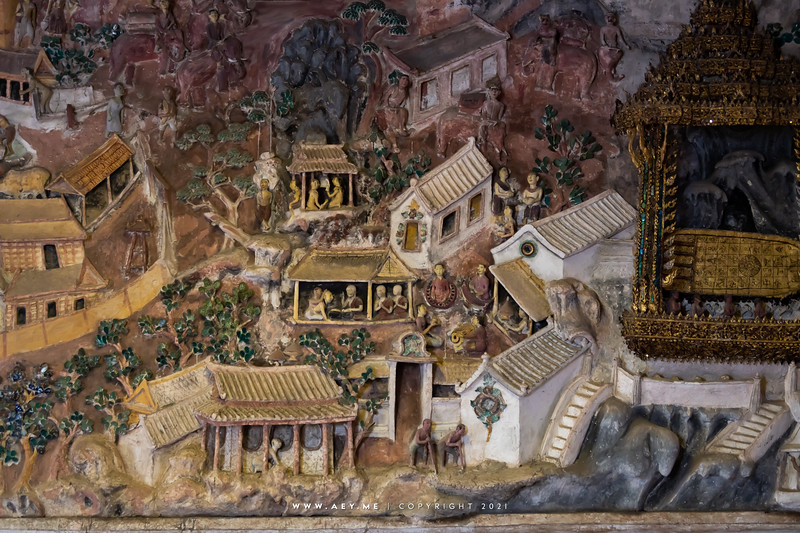 Wat Bang Kaphom & Others