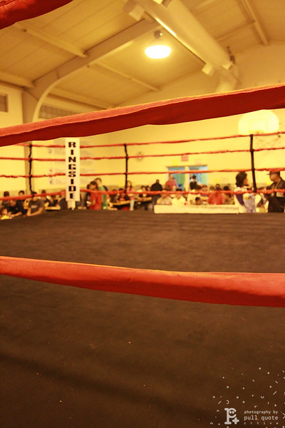 King of the Ring Boxing Club Fights