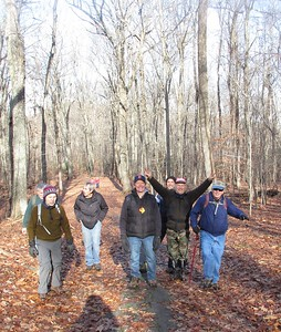 December 1 Saturday Hike