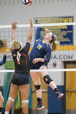 Volleyball17 - Hanover @ Littlestown