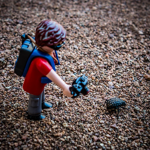 Playmobil in Namibia
