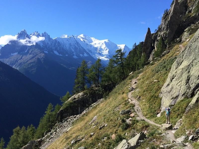 Stage 10 Tre-Le-Champ to Refuge la Flegere