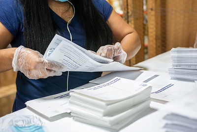 Protective Masks mailing for ROC residents