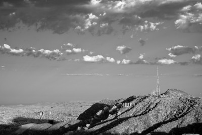 LA in IR from Mt. Hollywood