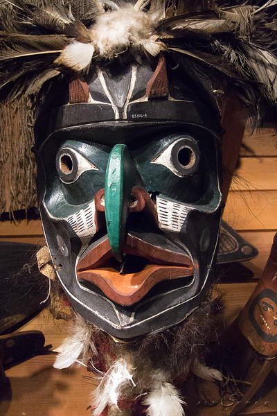 First nations. Warrior