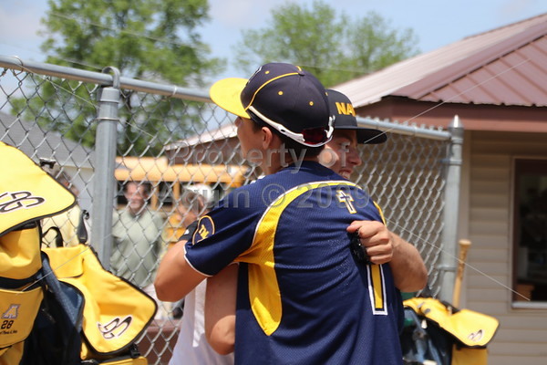 varsity baseball v. dakota . ihsa regional final . 5.19.18