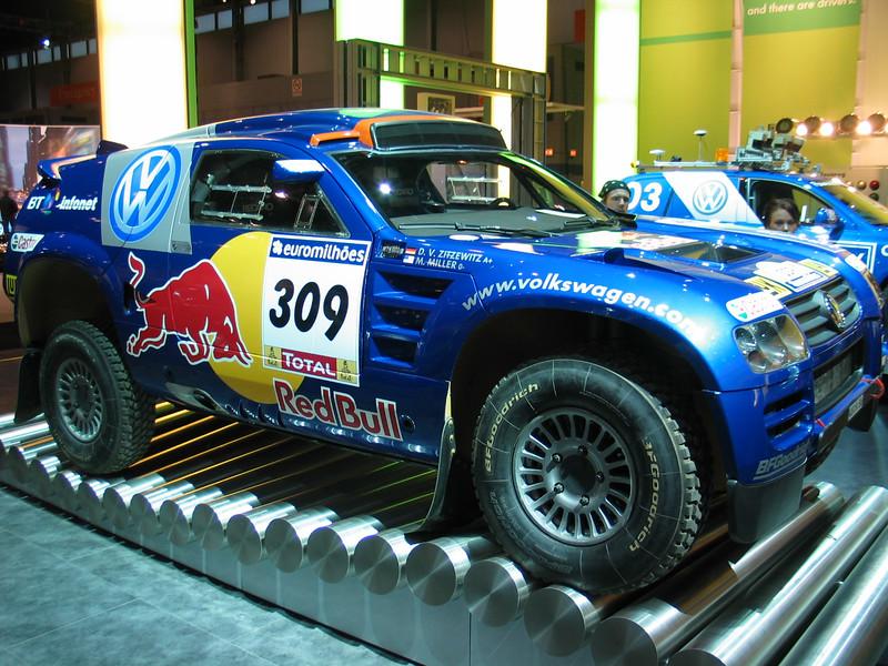 Volkswagen Dakar Touareg (Mark Miller)