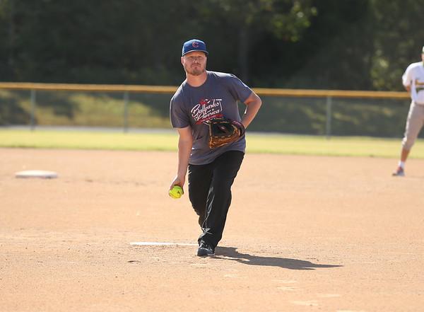 benefit the badge softball - 10-16-19