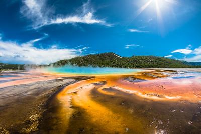 Yellowstone and Teton National Park