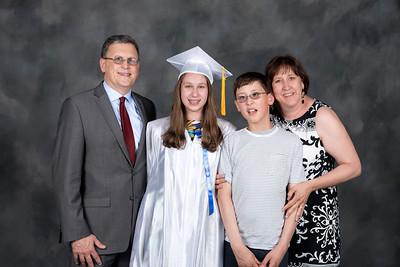 Graduation Portraits 2015 - Sayre