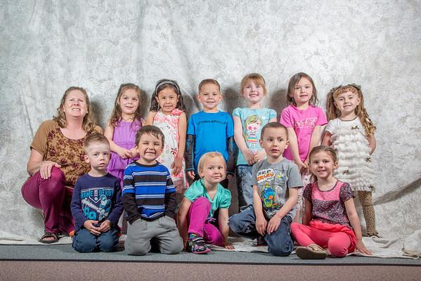 Kidz First Preschool 2013-2014
