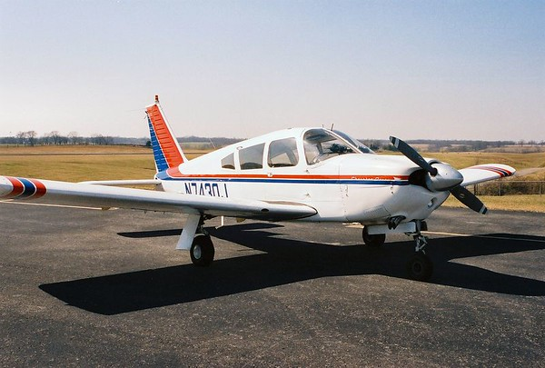 1968 Piper Arrow 180 -- N7430J
