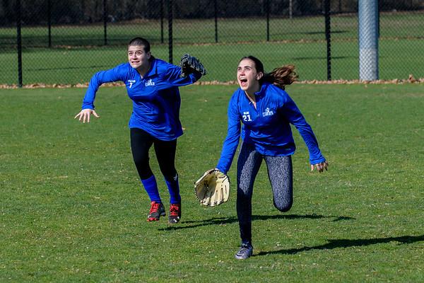 2018-04-18 SSLI Softball Practice