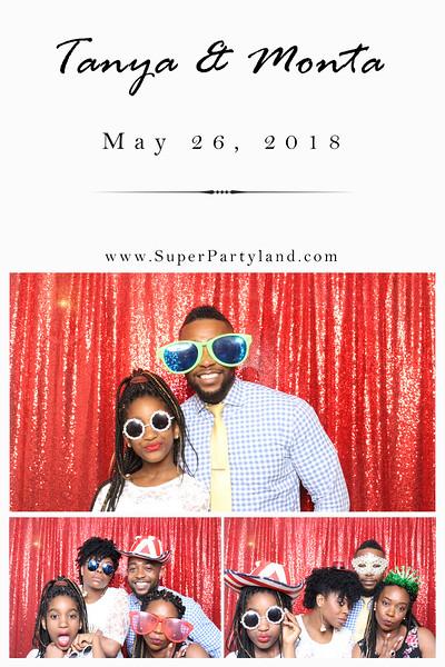Tanya H. Wedding Reception