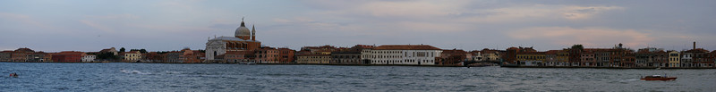 Venice water way