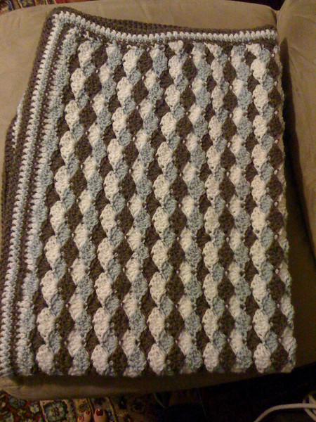 Nathan's blanket.