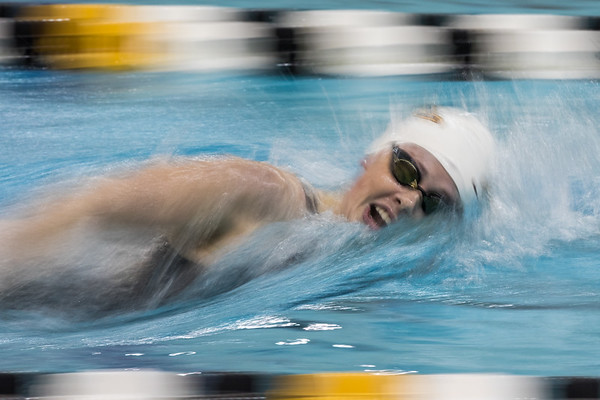 02-16-17 Big Ten Swimming and Diving Championships Day Two (Prelims)
